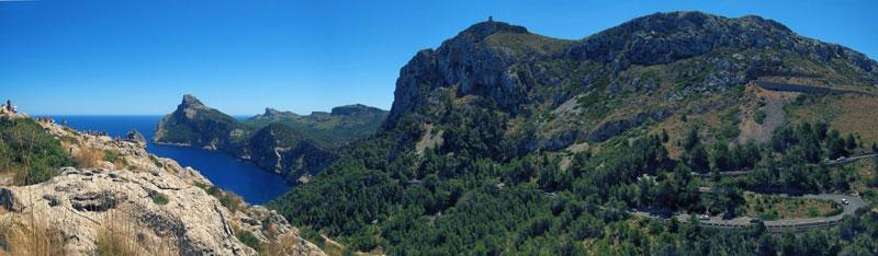 Schöne Orte auf der Insel Mallorca