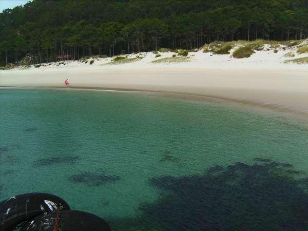 Der Schonste Strand Der Welt Playa De Rodas Spanien Bilder