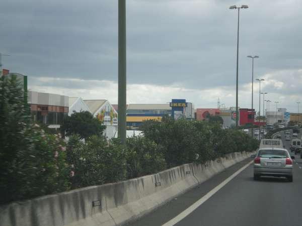 Autobahn auf hhe telde ikea gran canaria spanien bilder for Ikea gran canaria telefono