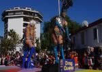 Drag Queen Maspalomas beim Karneval 2012