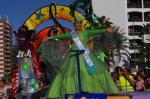 Karnevalsumzug durch Maspalomas auf Gran Canaria