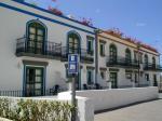 Hübsche Häuser in Puerto de Mogan
