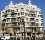 Casa Milà Barcelona.