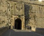 Portal de Tablas Eingangstor Dalt Vila