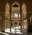 Löwenbrunnen in der Alhambra