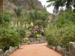 Eingangsbereich Palmitos Park