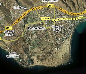 Playa del ingles maspalomas - 3 4